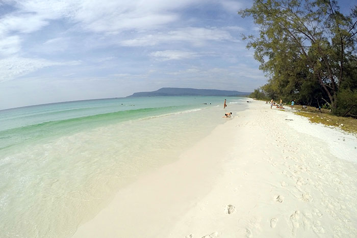 belles plages cambodge archipel koh rong