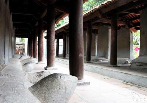 temple littérature steles docteurs