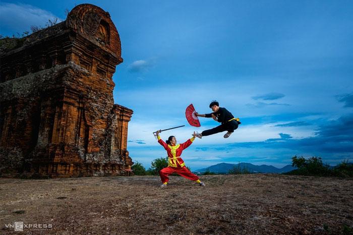 Binh Dinh tour vo