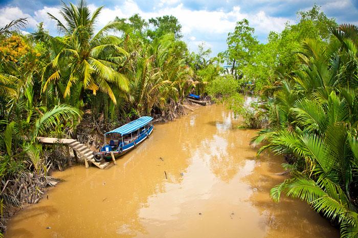 culture Vietnam delta Mékong
