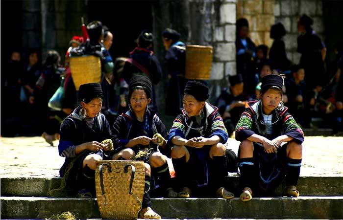 marche ethnique lao cai bac ha