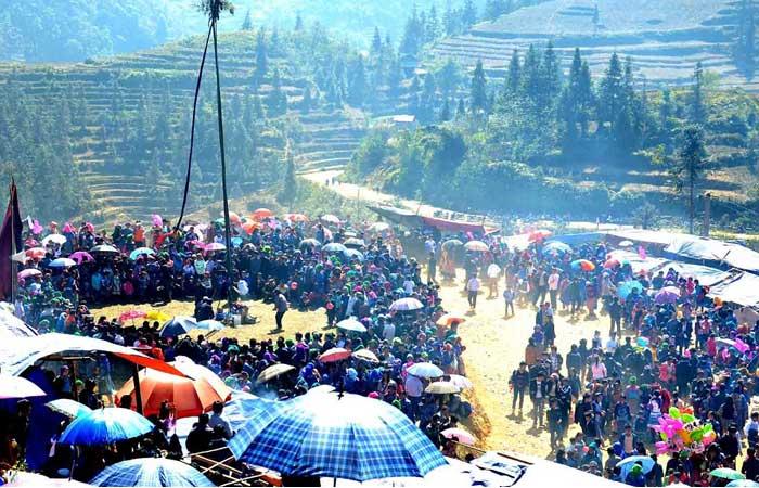marche ethnique pha long
