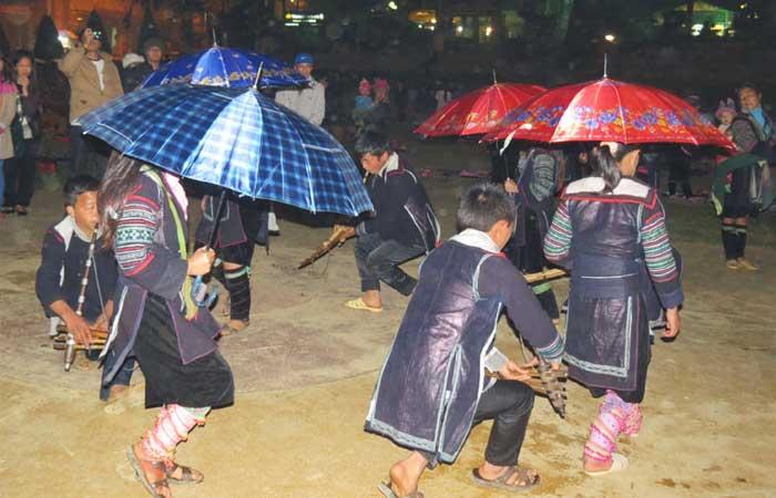 marche ethnique lao cai sa pa