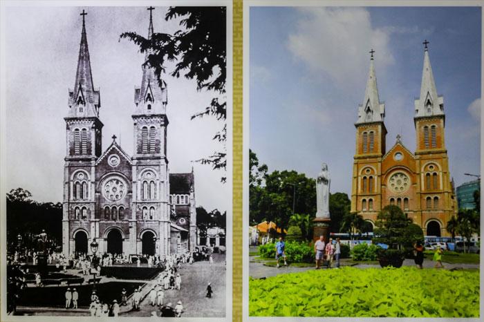 Saigon cathedral