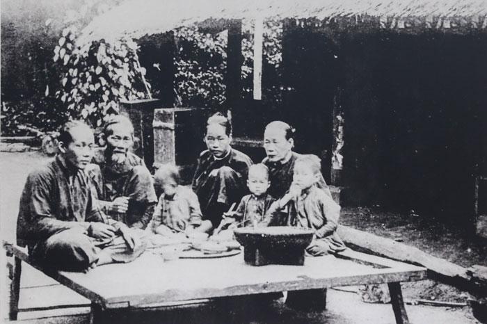 Saigon repas