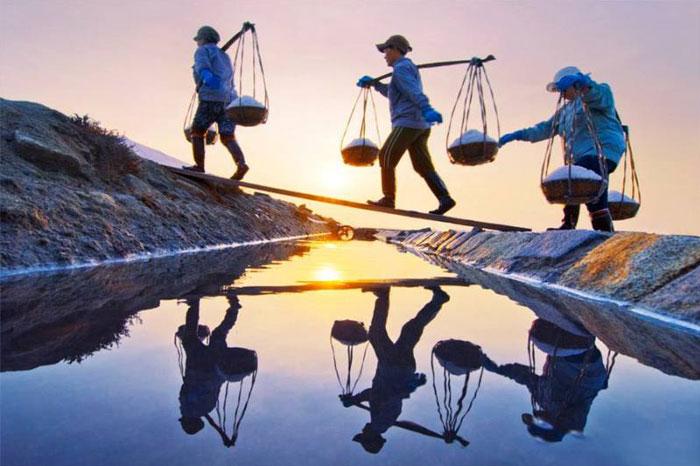 sel vietnam femmes