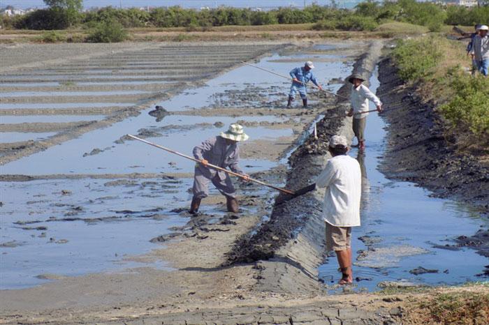 sel vietnam filtrage eau