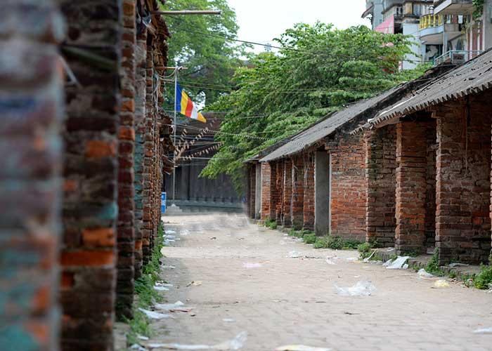 ancien village nom le marche