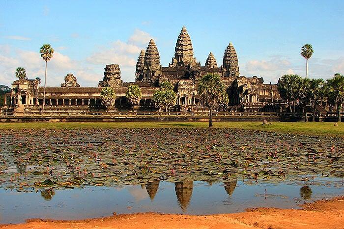 patrimoine architectural Cambodge Angkor