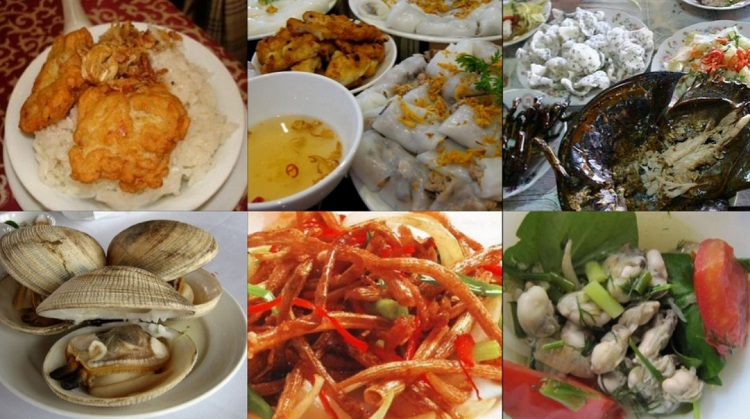 baie de halong specialites culinaires