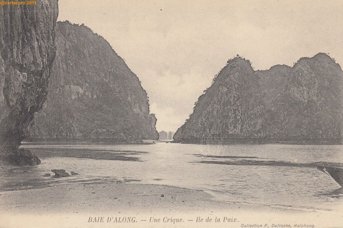 baie Halong ile Paix