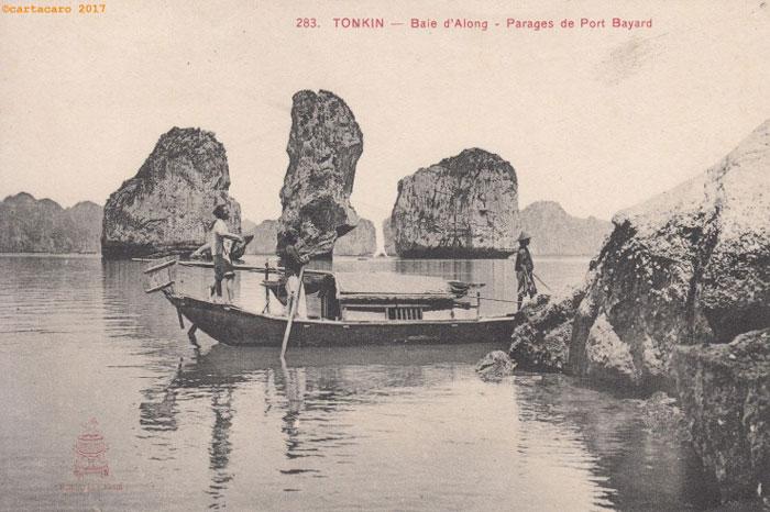 baie Halong port Bayard