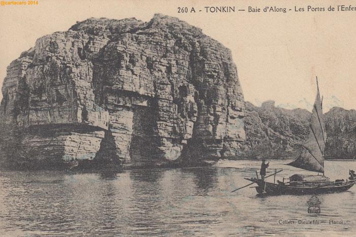 baie d'Halong porte Enfer