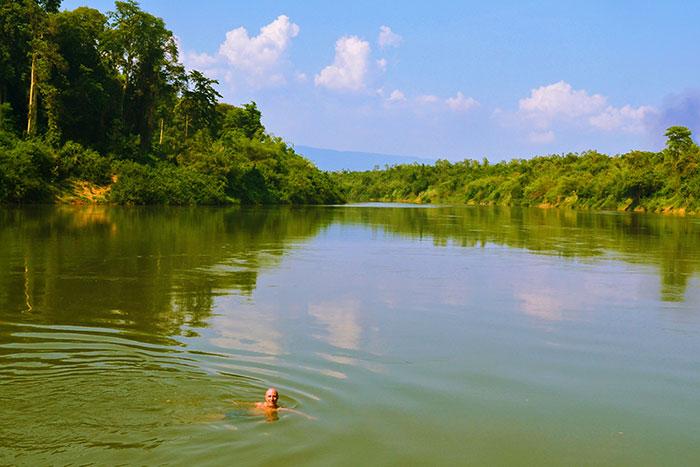 parc national phong nha ke bang baignade