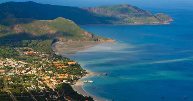 belle plage vietnam ile con dao vung tau