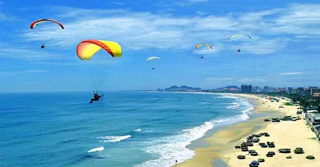 belle plage vietnam da nang
