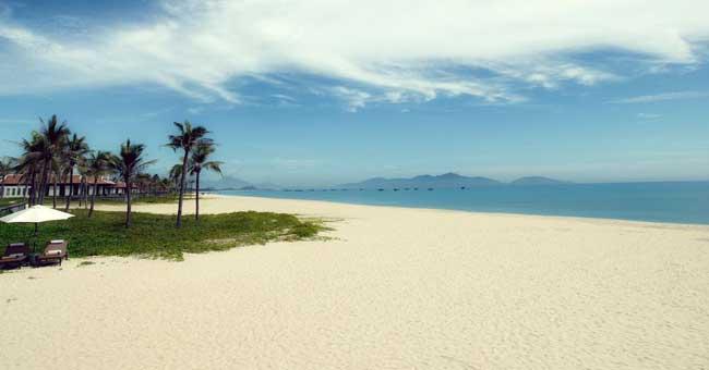 belle plage vietnam hoi an