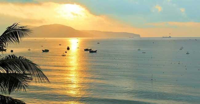 belle plage vietnam quy nhon