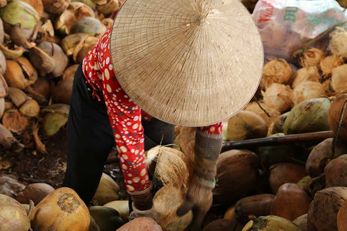 ben tre vietnam top choses a faire artisanat coco