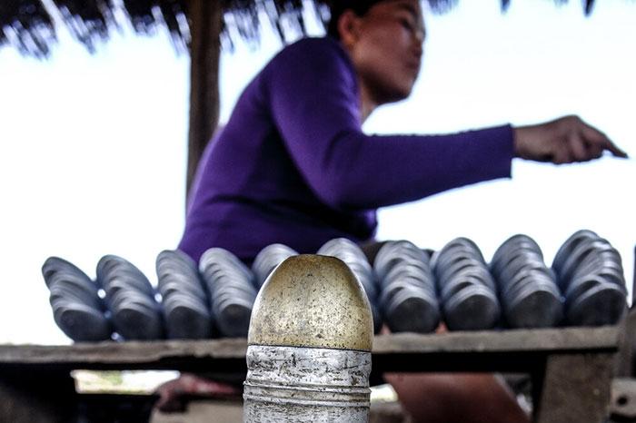 artisanat Laos bijoux