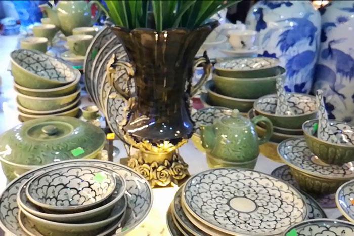 idées souvenirs Vietnam céramique