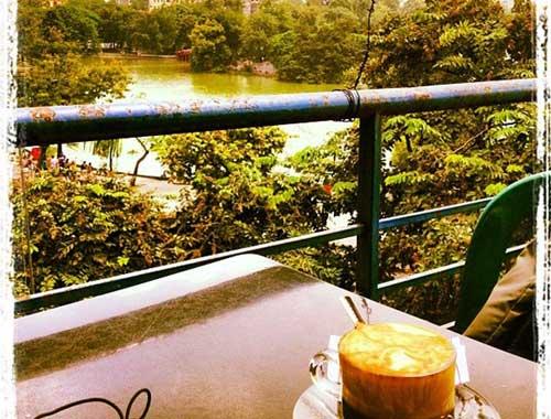 cafe pho co hanoi