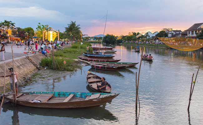 circuit vietnam 1 semaine ville hoi an