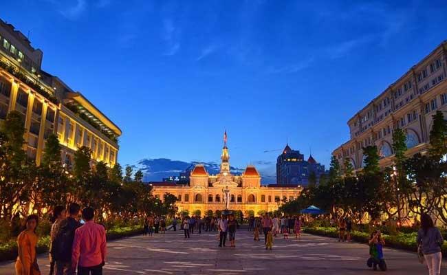 circuit vietnam 10 jours ho chi minh ville