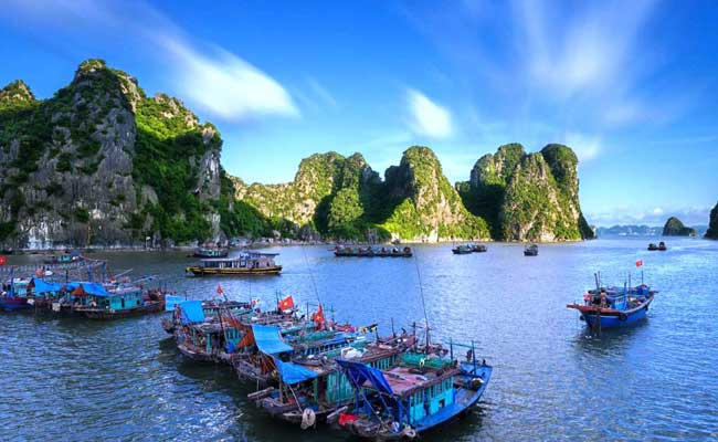 circuit vietnam 14 jours halong village pecheurs