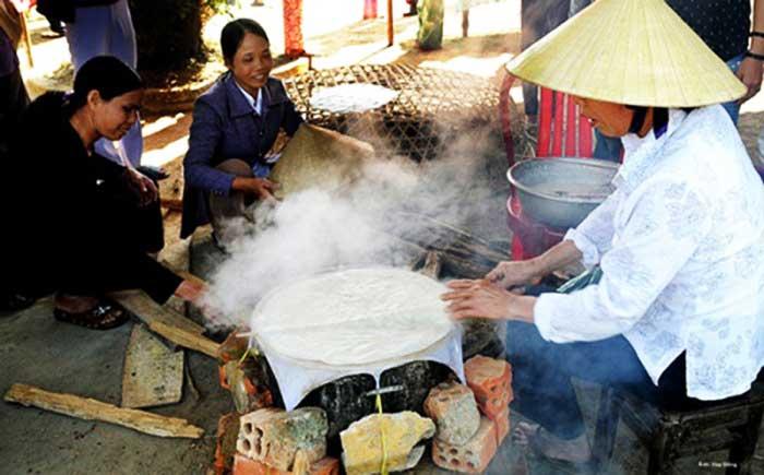 circuit vietnam 15 jours mekong fabrication galette riz