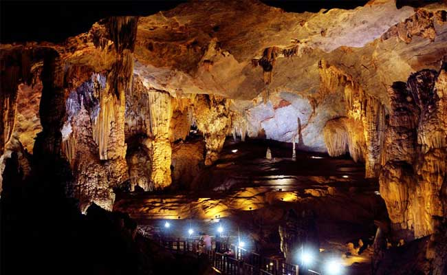 circuit vietnam 3 semaines phong nha grotte