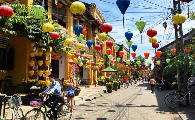 circuit vietnam 3 semaines ville hoi an