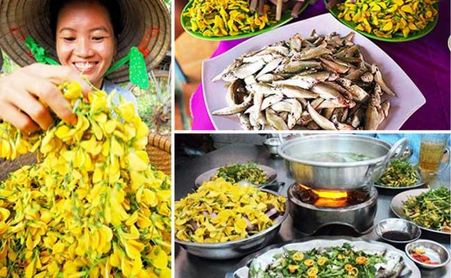 croisiere delta du mekong cuisine locale