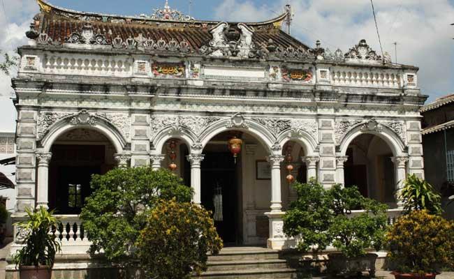 croisiere delta du mekong maison huynh thuy le