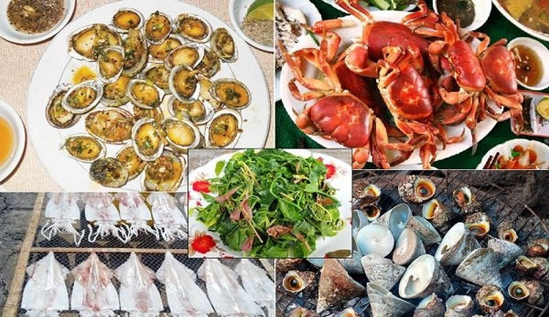 cu lao cham specialites mer