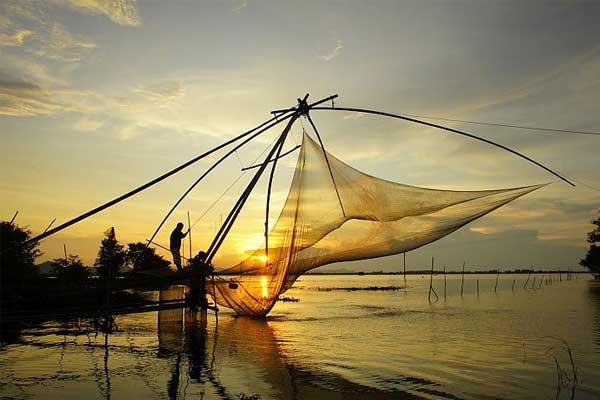 visiter delta mekong bung binh thien