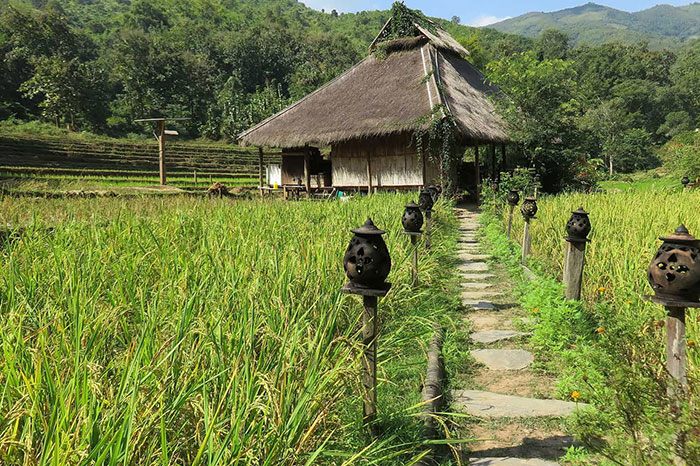 7 plus beaux ecolodges Laos Kamu lodge