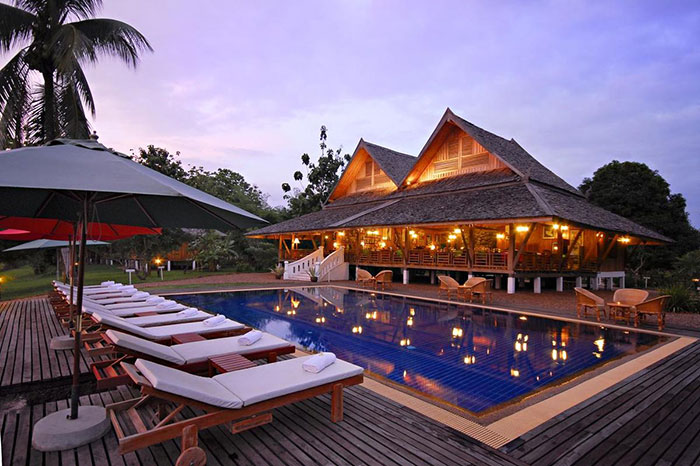 7 plus beaux ecolodges Laos La Folie Lodge