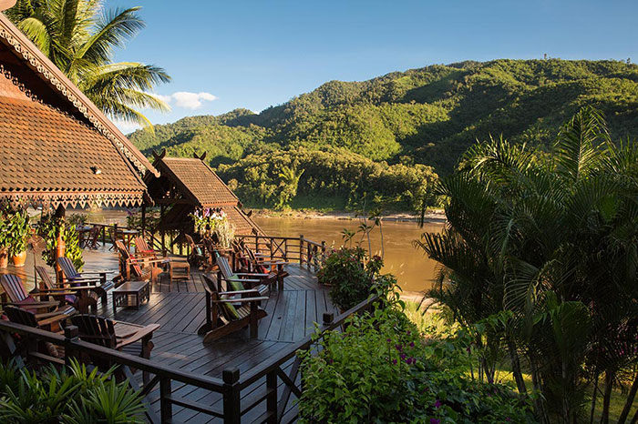 7 plus beaux ecolodges Laos Luang Say Lodge