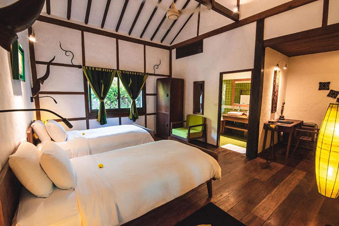 7 plus beaux ecolodges Laos MuangLa Lodge