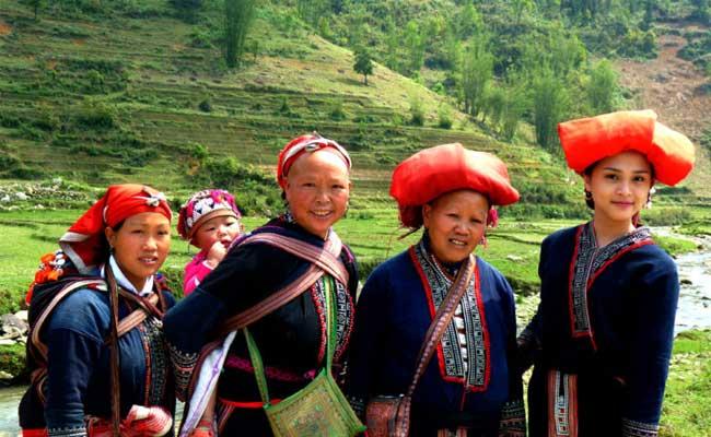 ethnie dao cao bang