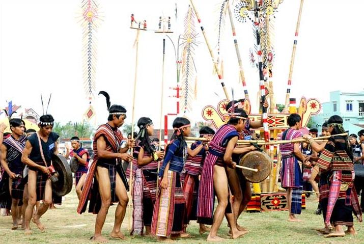 ethnie gia rai spectacle gong