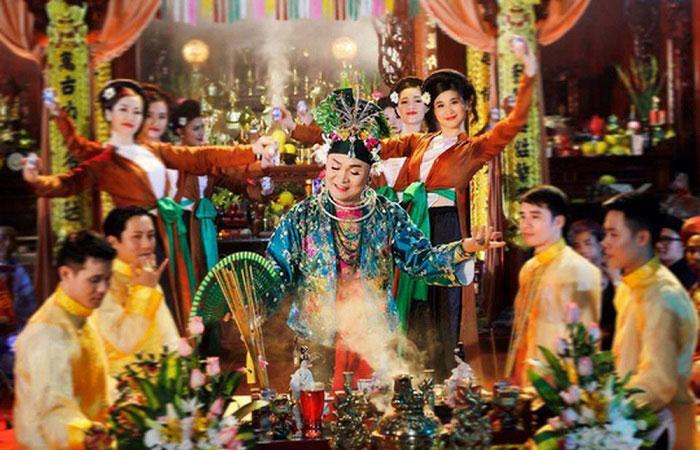 ethnie kinh vietnam culte trois meres deesses