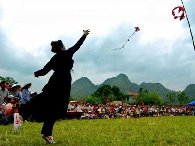 ethnie tay vietnam jeu traditionnel