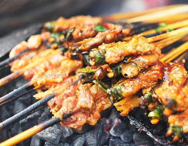 cuisine hoi an barbecue