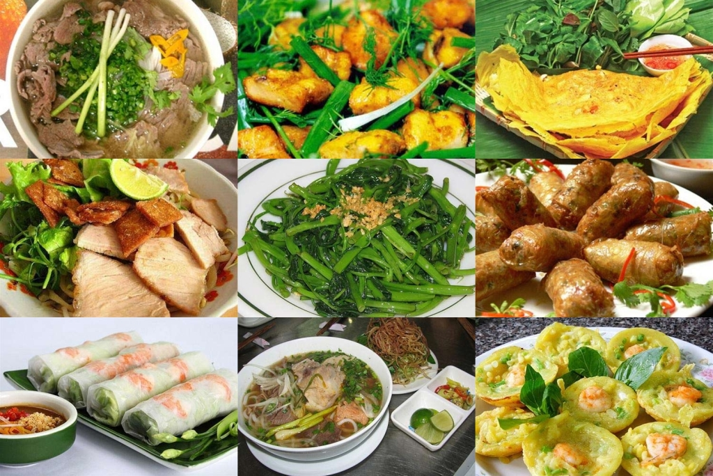 vietnam gastronomie