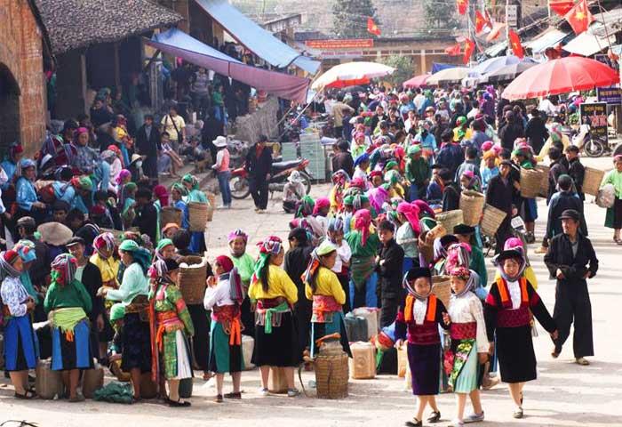 ha giang marche ethnique