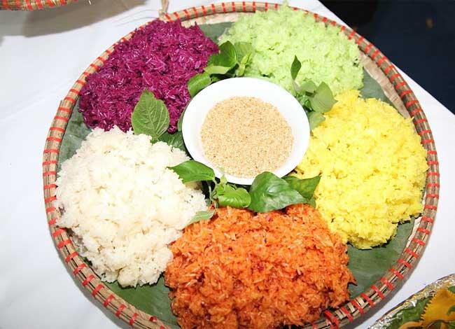 ha giang plat typique riz gluant