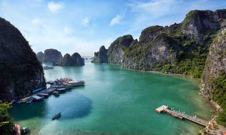 ha long village pecheurs vung vieng