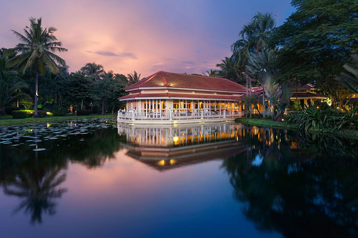hôtels de luxe Sofitel Angkor Phokeethra Golf & Spa Resort